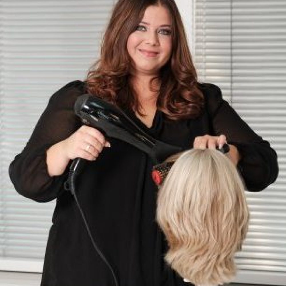 Haarspecialist van MoveHs Hairsolutions