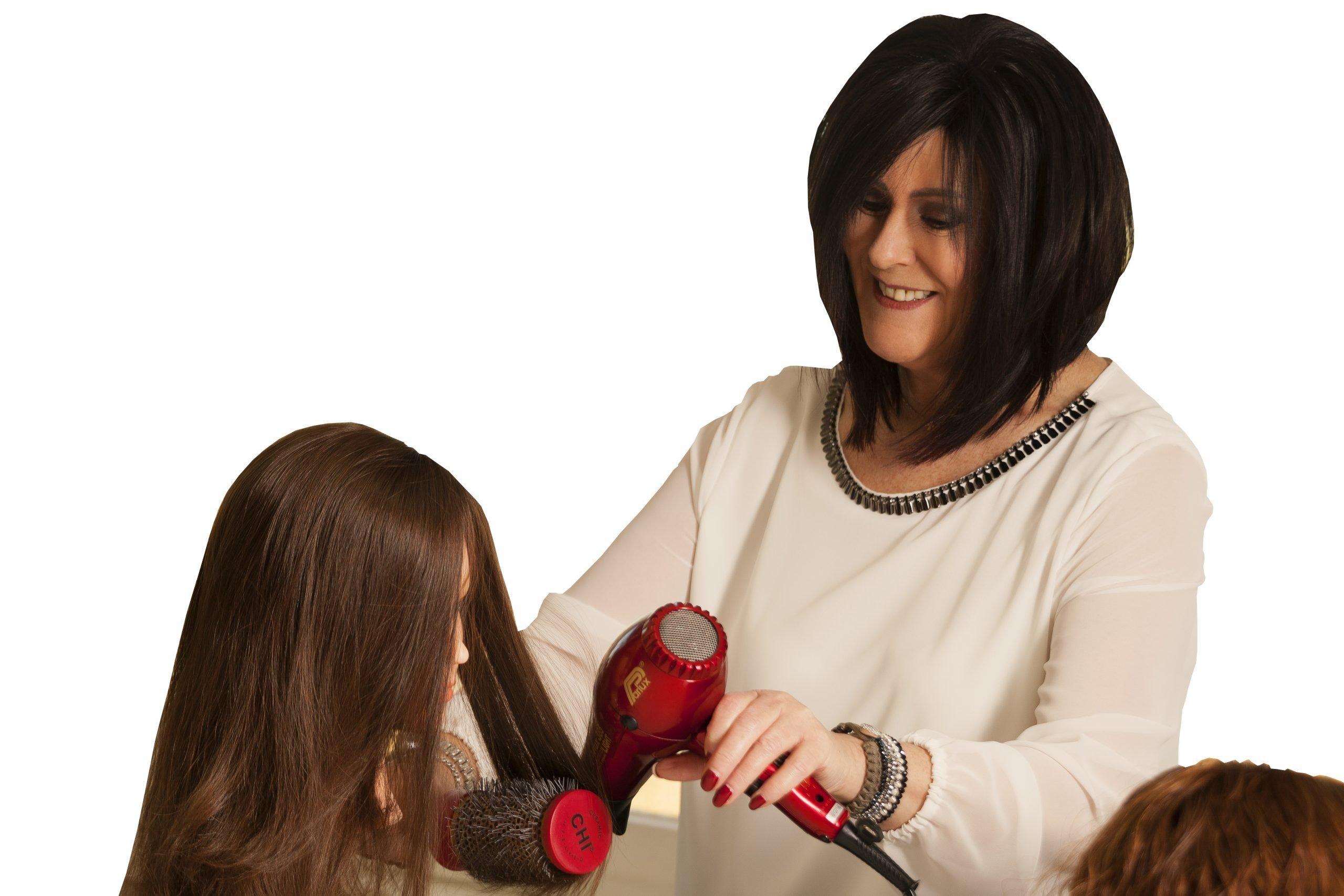 Viola de Vries styling haarwerk